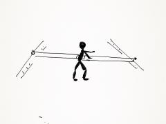 Two elastics